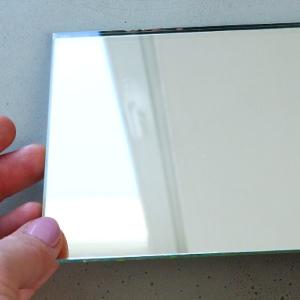 Spiegel klassisch (silber) für Schiebetüren von Schrank-sofort