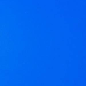 lackiertes Glas Signalblau für Schiebetüren von Schrank-sofort