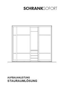 Montageanleitungen sideboard highboard gro e auswahl for Kleiderschrank selbst zusammenstellen
