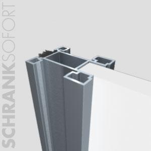 profil sigma 15 in alu silber f r ihre schiebet r nach ma. Black Bedroom Furniture Sets. Home Design Ideas